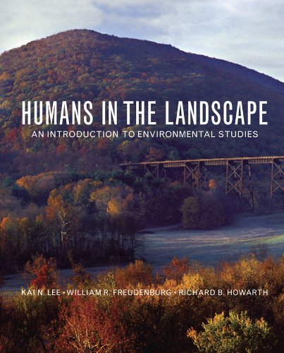 Humans in the Landscape An Introduction to Environmental Studies  2012 edition cover