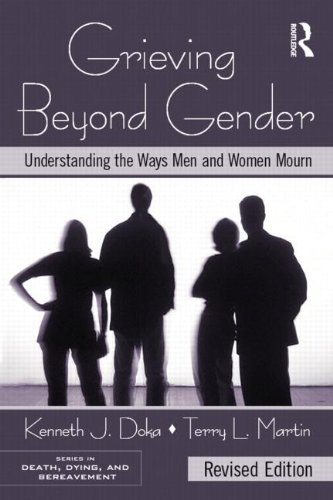 Grieving Beyond Gender Understanding the Ways Men and Women Mourn 2nd 2010 (Revised) edition cover