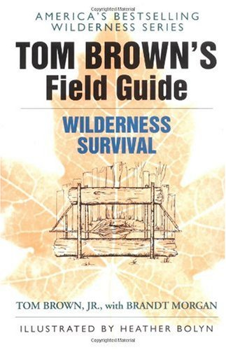 Tom Brown's Field Guide to Wilderness Survival  N/A edition cover