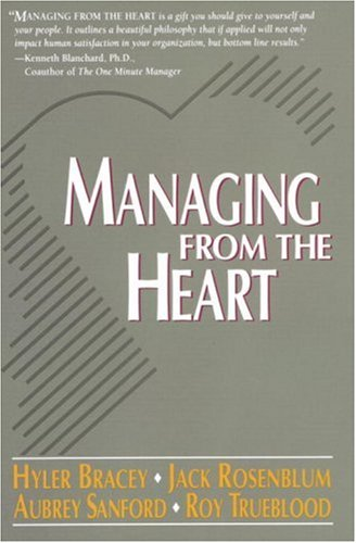 Managing from the Heart  N/A edition cover