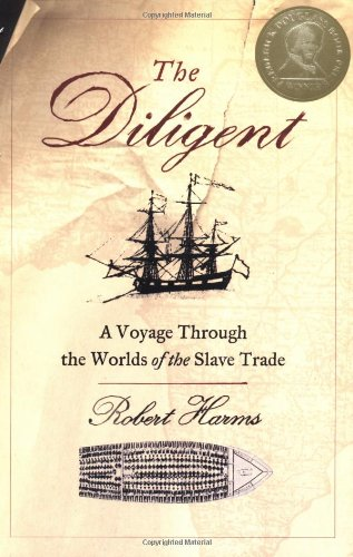 Diligent A Voyage Through the Worlds of the Slave Trade Reprint edition cover