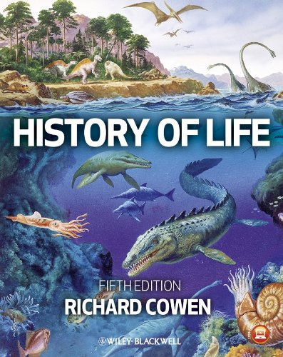 History of Life  5th 2013 edition cover