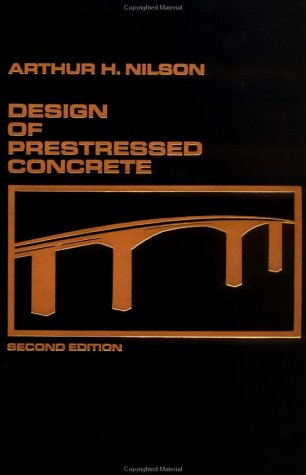 Design of Prestressed Concrete  2nd 1987 (Revised) edition cover