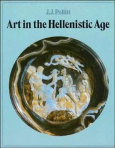 Art in the Hellenistic Age   1986 edition cover