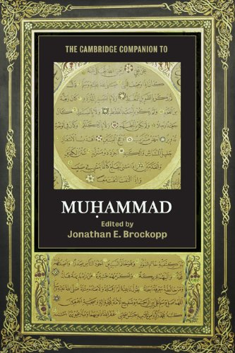 Cambridge Companion to Muhammad   2010 edition cover