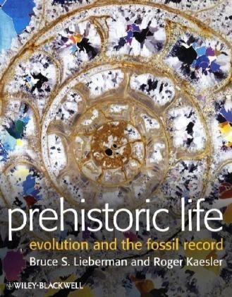 Prehistoric Life Evolution and the Fossil Record  2010 edition cover