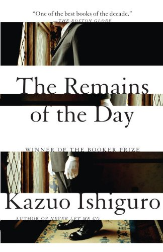 Remains of the Day   1990 9780679731726 Front Cover