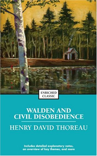 Walden and Civil Disobedience   2004 edition cover