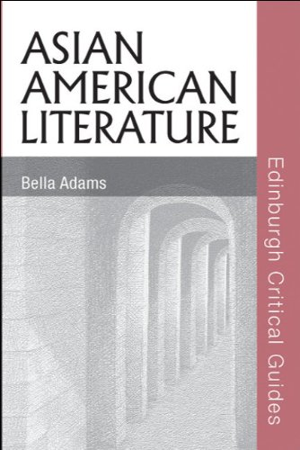 Asian American Literature   2008 9780748622726 Front Cover