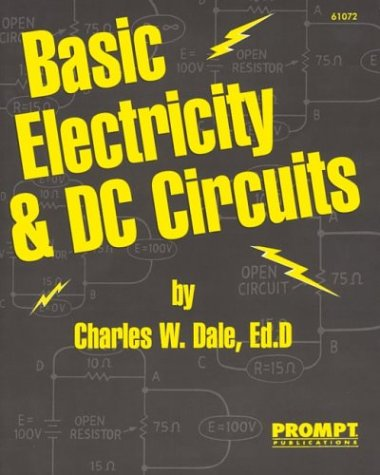 Basic Electricity and DC Circuits   1995 (Revised) edition cover