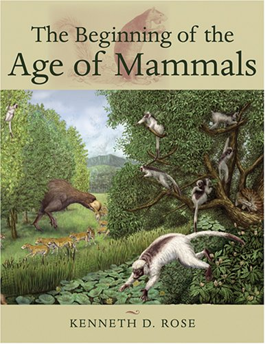 Beginning of the Age of Mammals   2006 edition cover
