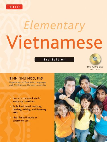 Elementary Vietnamese  3rd edition cover