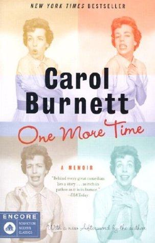 One More Time A Memoir N/A edition cover