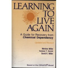 Learning to Live Again   1992 9780830903726 Front Cover