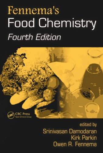 Fennema's Food Chemistry  4th 2007 (Revised) edition cover