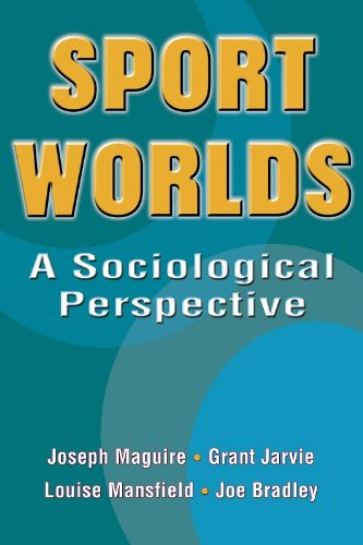 Sport Worlds A Sociological Perspective  2002 edition cover