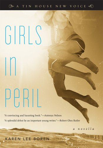 Girls in Peril   2006 9780977312726 Front Cover