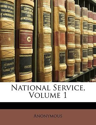 National Service  N/A edition cover