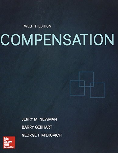 Compensation:   2016 9781259532726 Front Cover