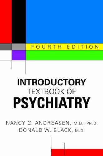 Introductory Textbook of Psychiatry  4th 2006 (Revised) 9781585622726 Front Cover
