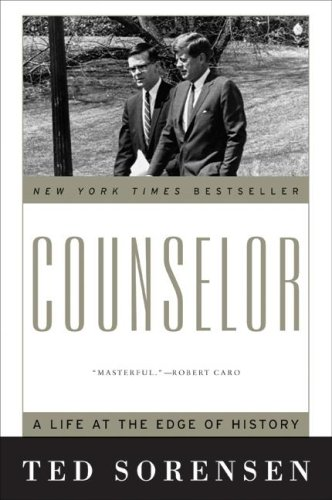 Counselor A Life at the Edge of History N/A 9780060798727 Front Cover
