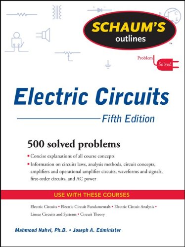 Electric Circuits  5th 2012 (Revised) edition cover