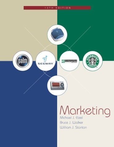 Marketing with Powerweb  13th 2004 edition cover