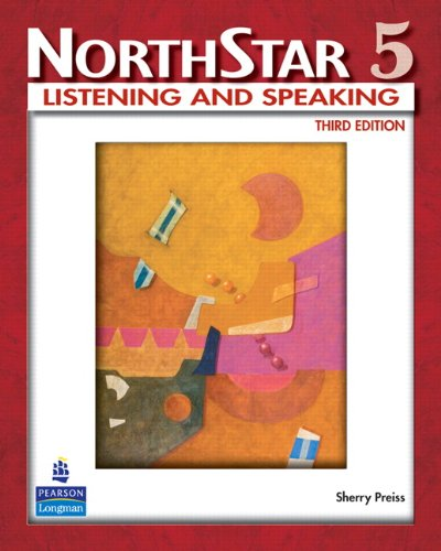 Northstar Listening and Speaking 3rd 2009 edition cover