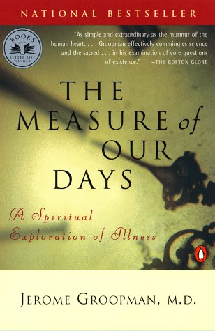 Measure of Our Days New Beginnings at Life's End  1997 edition cover