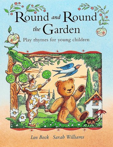 ROUND AND ROUND THE GARDEN:   1999 edition cover