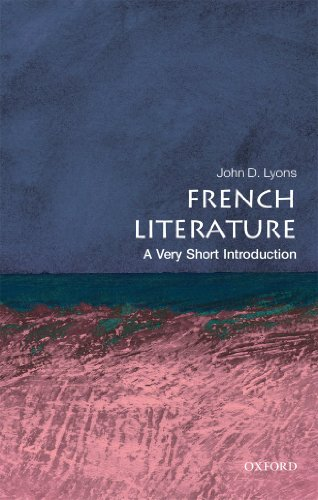 French Literature   2010 edition cover