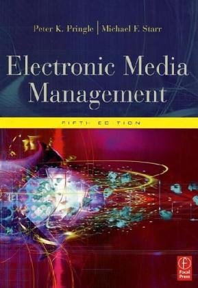 Electronic Media Management  5th 2006 (Revised) edition cover