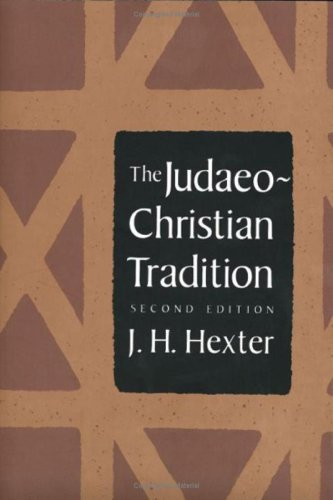 Judaeo-Christian Tradition  2nd 1995 9780300045727 Front Cover