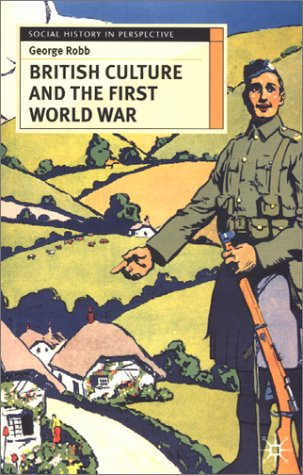British Culture and the First World War   2002 (Revised) edition cover