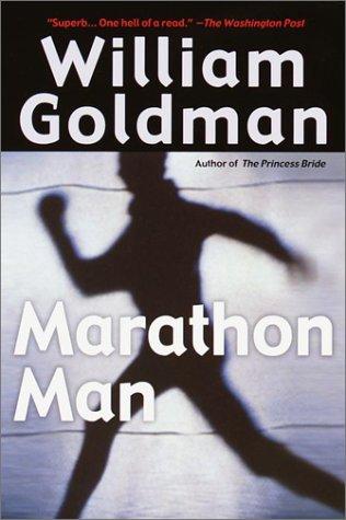 Marathon Man   2001 (Reprint) edition cover
