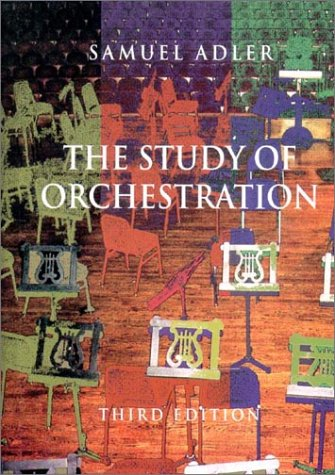 Study of Orchestration  3rd 2001 edition cover