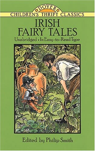 Irish Fairy Tales   1993 (Reprint) edition cover