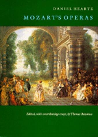 Mozart's Operas   1990 edition cover