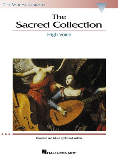 Sacred Collection - High Voice  N/A edition cover