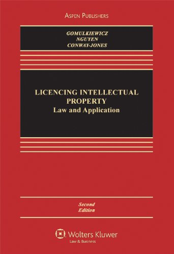 Licensing Intellectual Property Law and Application 2e 2nd 2011 (Revised) edition cover