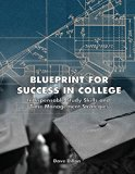 BLUEPRINT FOR SUCCESS IN COLLEGE        N/A 9780744285727 Front Cover