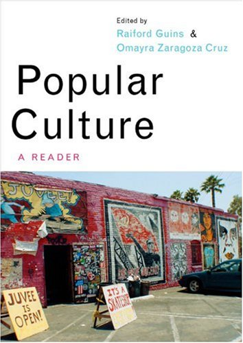 Popular Culture A Reader  2005 edition cover