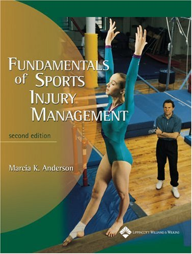 Fundamentals of Sports Injury Management  2nd 2003 (Revised) edition cover