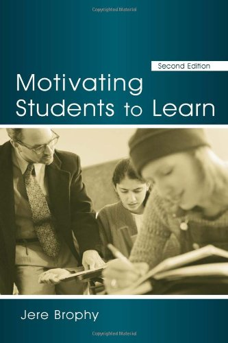 Motivating Students to Learn  2nd 2004 edition cover