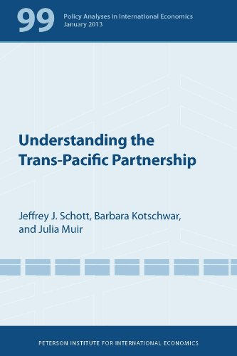 Understanding the Trans-Pacific Partnership   2013 9780881326727 Front Cover