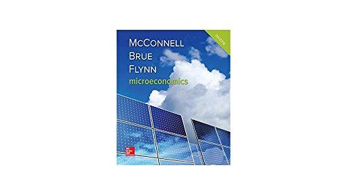 Microeconomics:   2017 9781259915727 Front Cover
