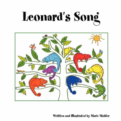 Leonard's Song  N/A edition cover