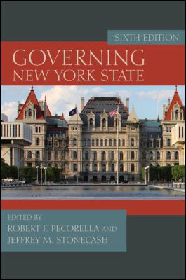 Governing New York State  6th 2012 (Revised) edition cover