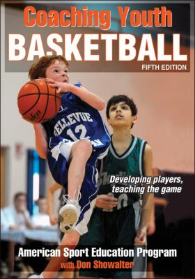 Coaching Youth Basketball-5th Edition  5th 2012 edition cover