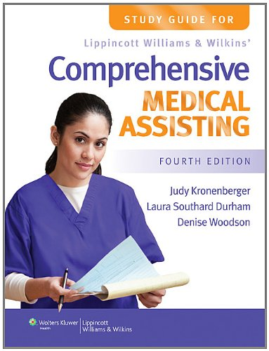 Comprehensive Medical Assisting  4th 2012 (Revised) edition cover
